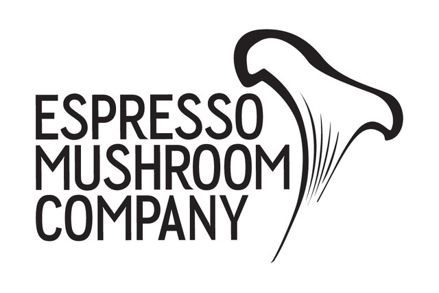Espresso_mushroom_logo_black