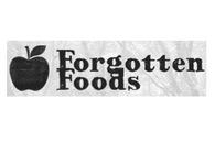 Forgotten Foods